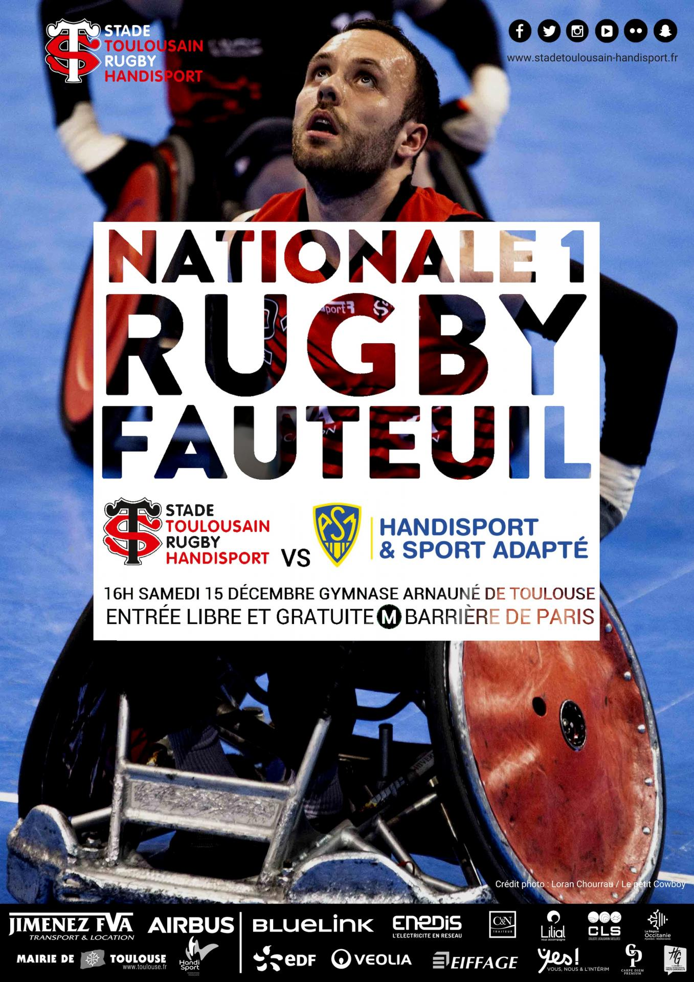 Quad rugby vs asm rf