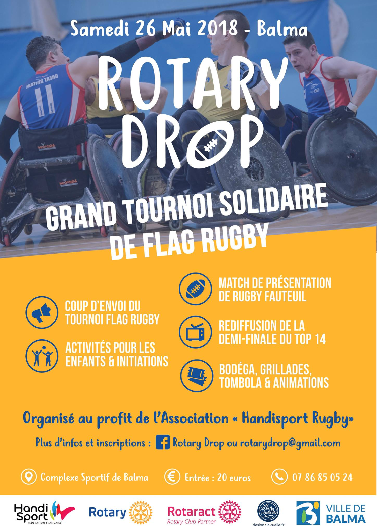 Rotary drop 1